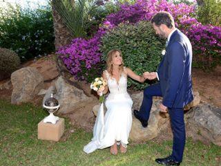 La boda de Benja y Marina