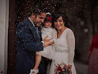 La boda de Teresa y Victor