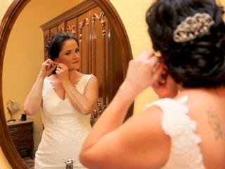 La boda de Nieves y Jose 2