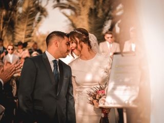 La boda de Lourdes y Kiko