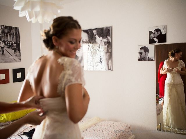 La boda de Fran y Marina en Málaga, Málaga 3