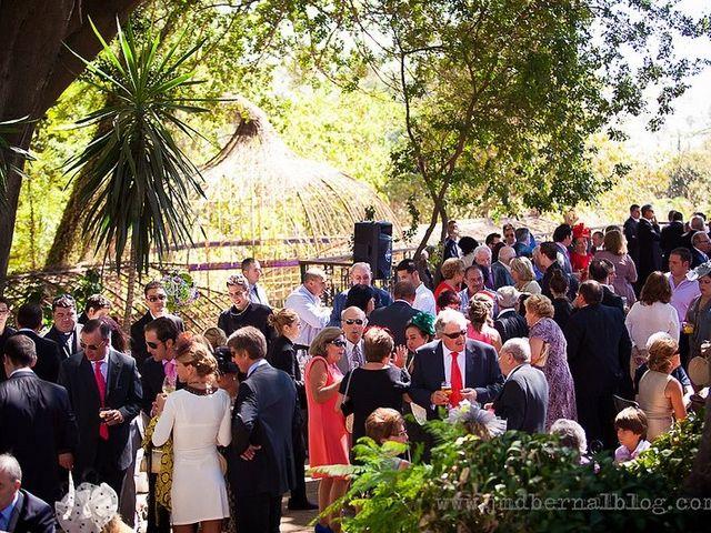 La boda de Fran y Marina en Málaga, Málaga 12