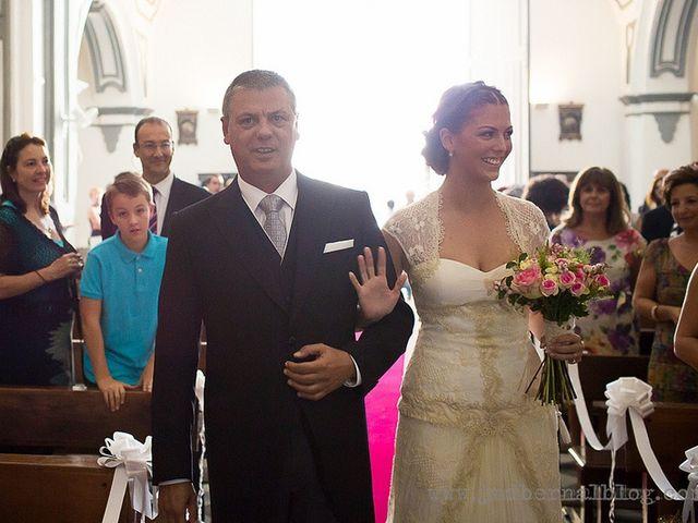 La boda de Fran y Marina en Málaga, Málaga 14