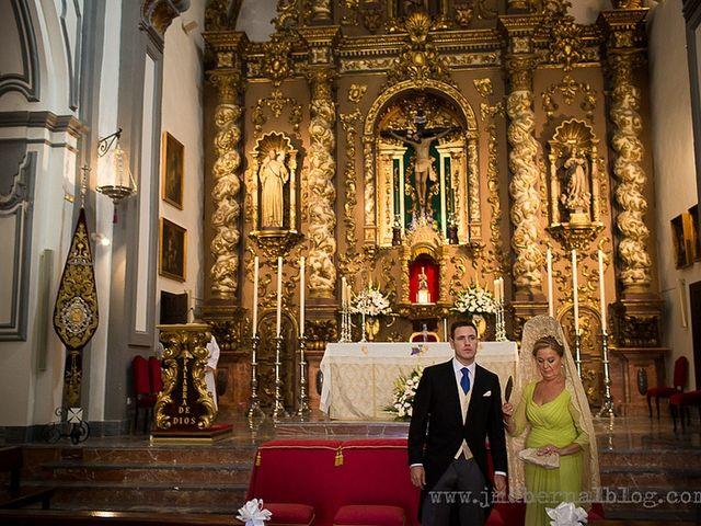 La boda de Fran y Marina en Málaga, Málaga 15