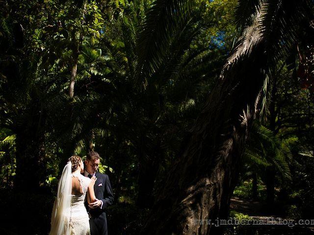 La boda de Fran y Marina en Málaga, Málaga 18