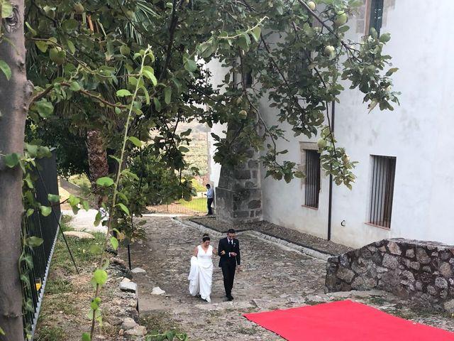 La boda de Javier y Águeda en San Martin De Trevejo, Cáceres 4