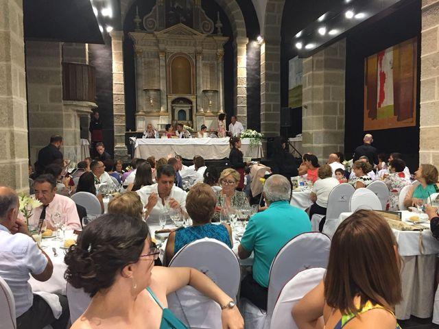 La boda de Javier y Águeda en San Martin De Trevejo, Cáceres 5
