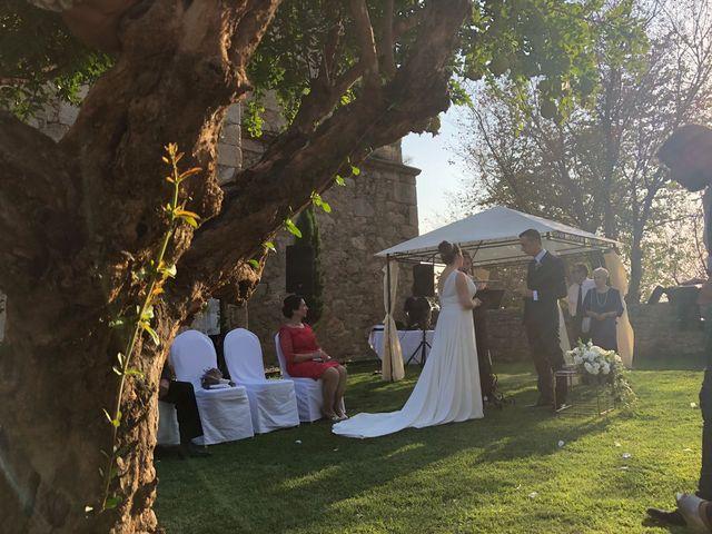 La boda de Javier y Águeda en San Martin De Trevejo, Cáceres 10