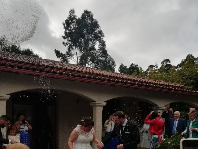 La boda de Héctor y Conchy en Santiago De Compostela, A Coruña 3
