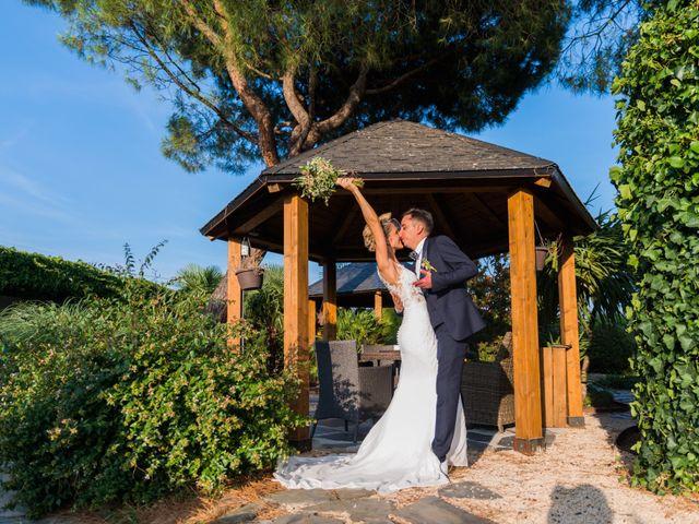 La boda de Sara y Valen