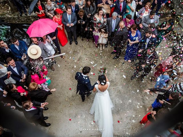La boda de Beatriz y Miguel Ángel en Cabra, Córdoba 3