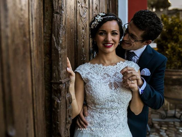 La boda de Beatriz y Miguel Ángel en Cabra, Córdoba 2