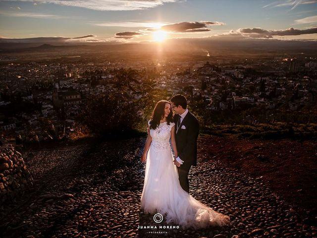 La boda de Beatriz y Miguel Ángel en Cabra, Córdoba 6
