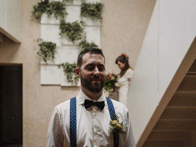 La boda de Àngel y Vero en Pueblo Sant Andreu Salou, Girona 12