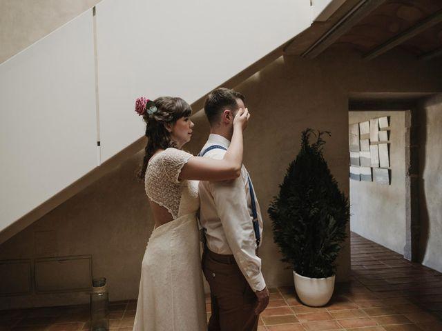 La boda de Àngel y Vero en Pueblo Sant Andreu Salou, Girona 15