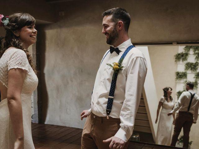 La boda de Àngel y Vero en Pueblo Sant Andreu Salou, Girona 16
