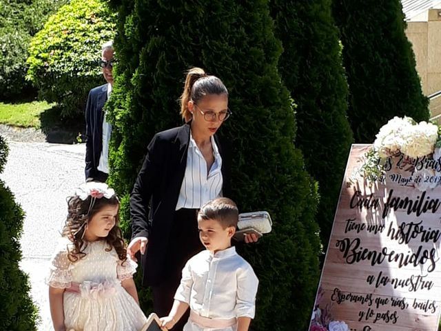 La boda de Brais y Lis en Pontevedra, Pontevedra 14