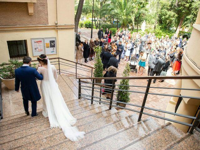 La boda de Santi y Elena en Valdetorres De Jarama, Madrid 1