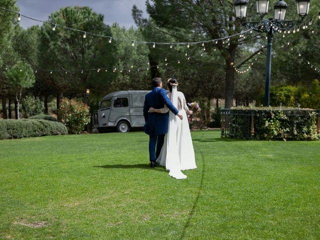 La boda de Santi y Elena en Valdetorres De Jarama, Madrid 3