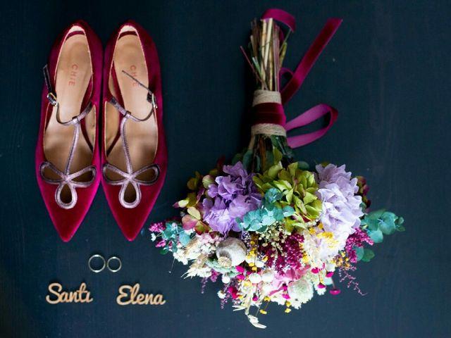 La boda de Santi y Elena en Valdetorres De Jarama, Madrid 6