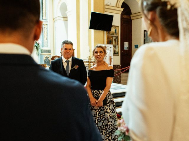 La boda de Manuel y María José en Torrevieja, Alicante 34