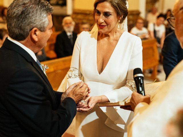La boda de Manuel y María José en Torrevieja, Alicante 38