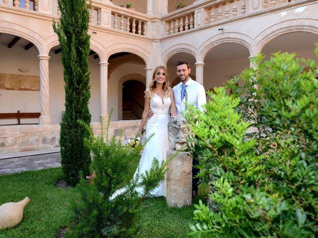 La boda de Marina y Benja en Palma De Mallorca, Islas Baleares 1
