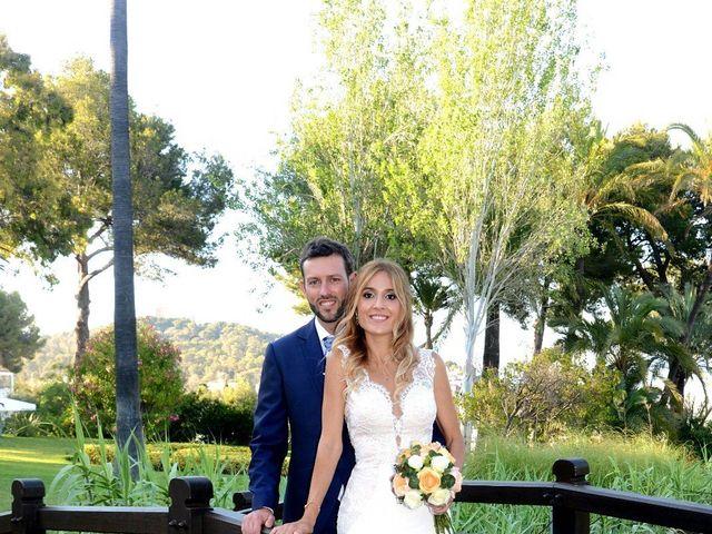 La boda de Marina y Benja en Palma De Mallorca, Islas Baleares 6
