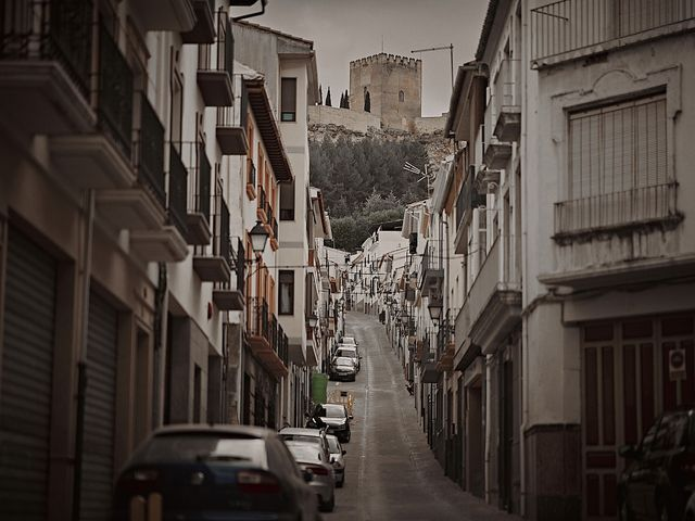 La boda de Victor y Teresa en Alcala La Real, Jaén 2