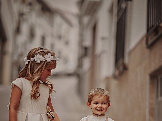 La boda de Victor y Teresa en Alcala La Real, Jaén 19