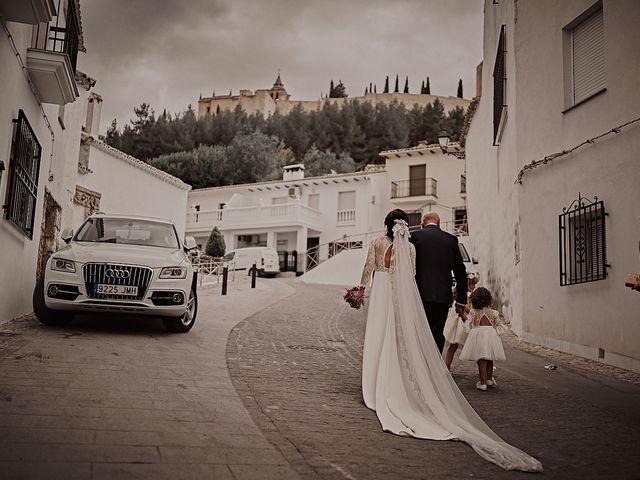 La boda de Victor y Teresa en Alcala La Real, Jaén 34