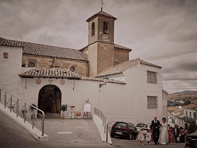 La boda de Victor y Teresa en Alcala La Real, Jaén 35