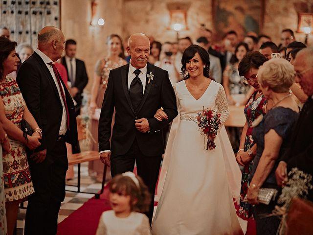 La boda de Victor y Teresa en Alcala La Real, Jaén 37