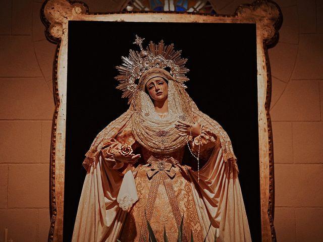 La boda de Victor y Teresa en Alcala La Real, Jaén 38