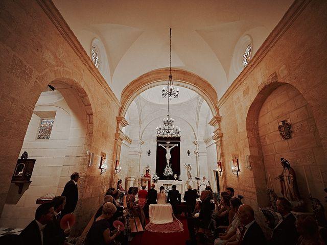 La boda de Victor y Teresa en Alcala La Real, Jaén 39
