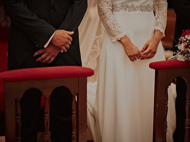 La boda de Victor y Teresa en Alcala La Real, Jaén 42