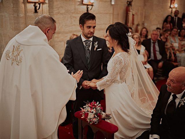 La boda de Victor y Teresa en Alcala La Real, Jaén 47