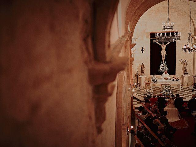 La boda de Victor y Teresa en Alcala La Real, Jaén 52