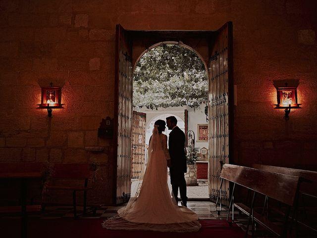 La boda de Victor y Teresa en Alcala La Real, Jaén 60