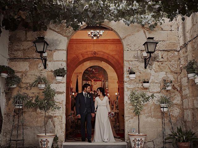 La boda de Victor y Teresa en Alcala La Real, Jaén 61