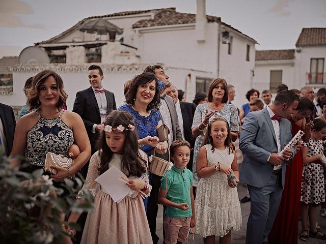 La boda de Victor y Teresa en Alcala La Real, Jaén 62