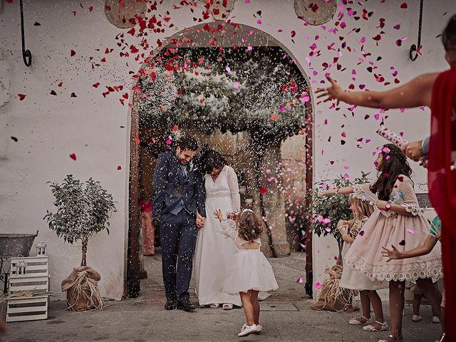 La boda de Victor y Teresa en Alcala La Real, Jaén 65