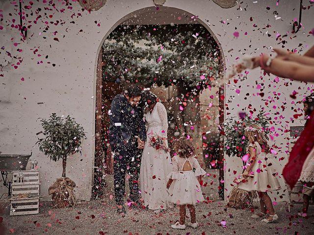 La boda de Victor y Teresa en Alcala La Real, Jaén 66