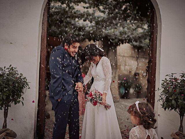 La boda de Victor y Teresa en Alcala La Real, Jaén 68