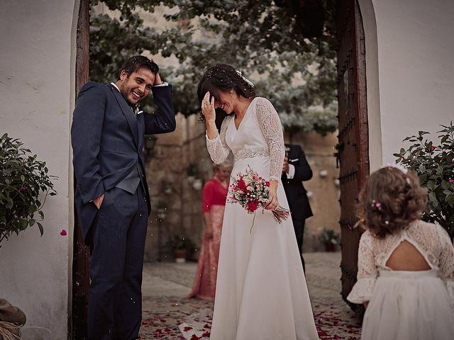 La boda de Victor y Teresa en Alcala La Real, Jaén 69