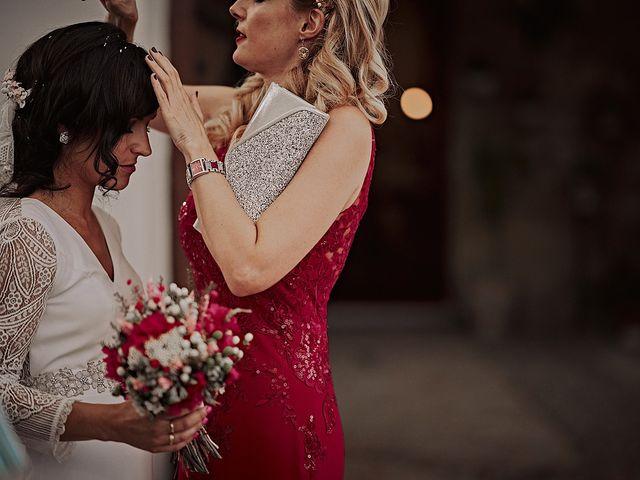 La boda de Victor y Teresa en Alcala La Real, Jaén 77