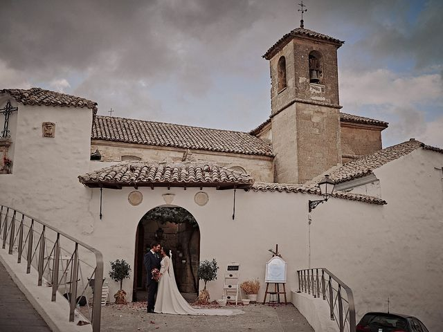 La boda de Victor y Teresa en Alcala La Real, Jaén 78