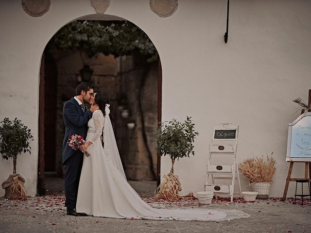 La boda de Victor y Teresa en Alcala La Real, Jaén 79