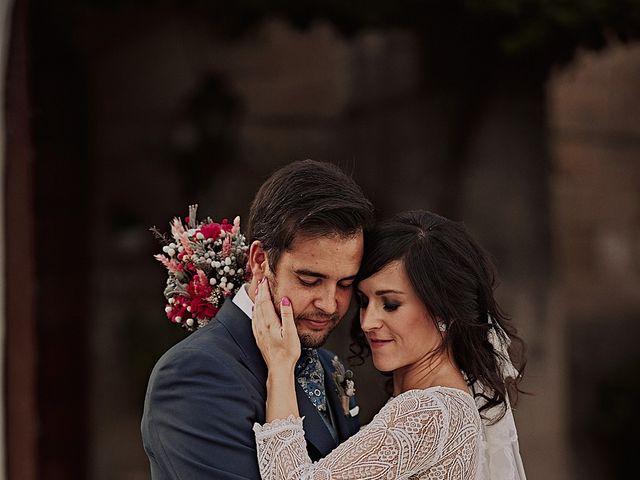 La boda de Victor y Teresa en Alcala La Real, Jaén 80