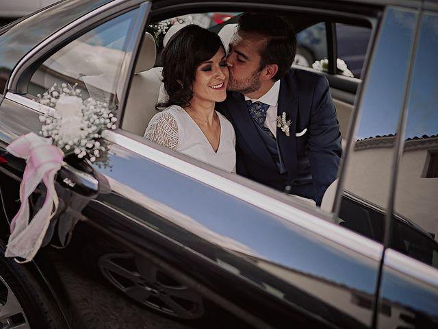 La boda de Victor y Teresa en Alcala La Real, Jaén 84
